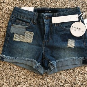 Joes Jeans Girls Mid-rise shorts
